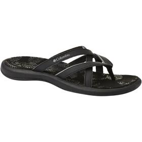 Columbia Kambi II sandaalit Naiset, black/ti grey steel